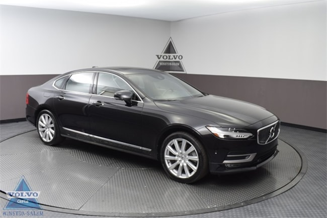 Used 2017 Volvo S90 T6 Inscription Sedan For Sale Winston-Salem, NC