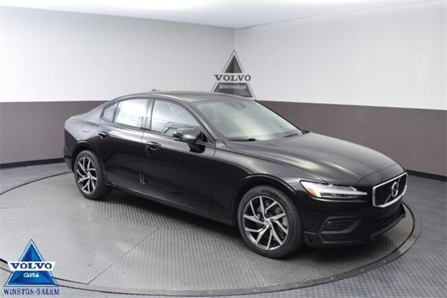 New 2019 Volvo S60 T6 Momentum Sedan V9154 For Sale/Lease Winston Salem, NC