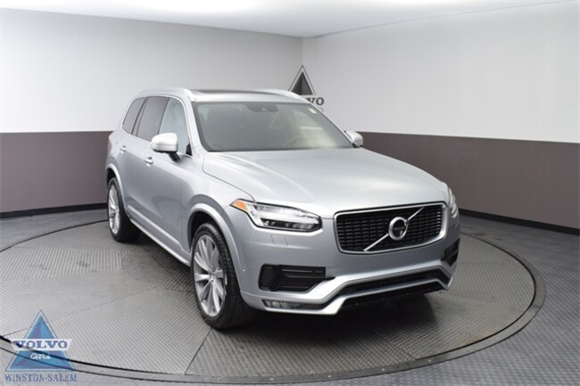 new 2019 volvo xc90 for sale | winston salem nc | v9173 | volvo