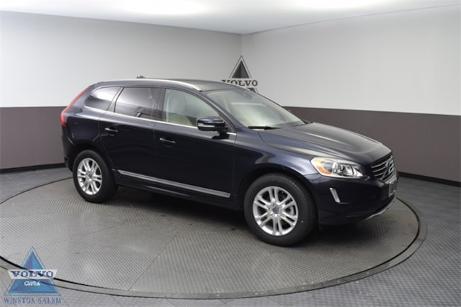 Used 2016 Volvo XC60 T5 Drive-E Premier SUV For Sale Winston-Salem, NC