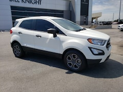 Used 2018 Ford EcoSport S SUV MAJ3P1REXJC223715 for sale in Tulsa, OK
