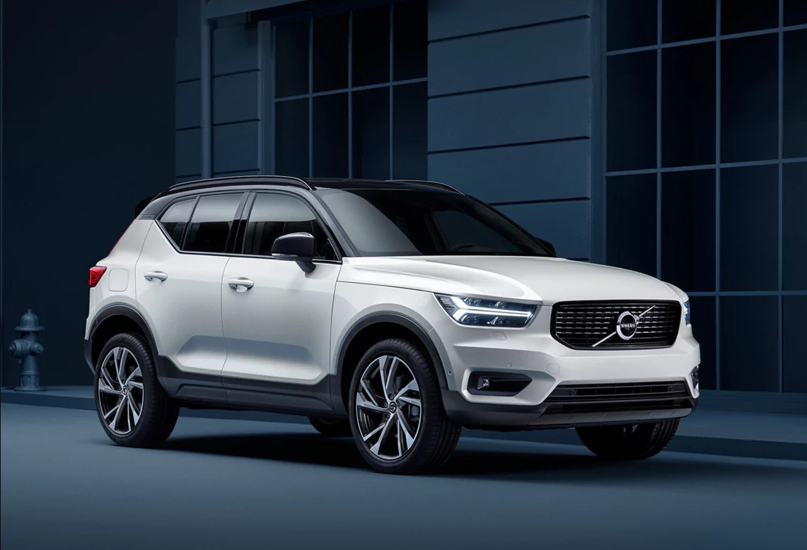 2018 Volvo XC40 with Care By Volvo
