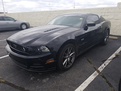 Used 2014 Ford Mustang GT Premium Coupe 1ZVBP8CF1E5219463 for sale in Tulsa, OK