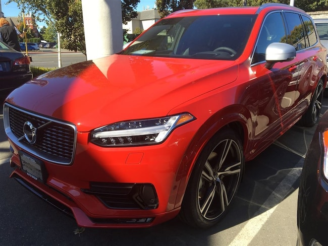 used 2018 volvo xc90 for sale at jim pattison volvo of. Black Bedroom Furniture Sets. Home Design Ideas