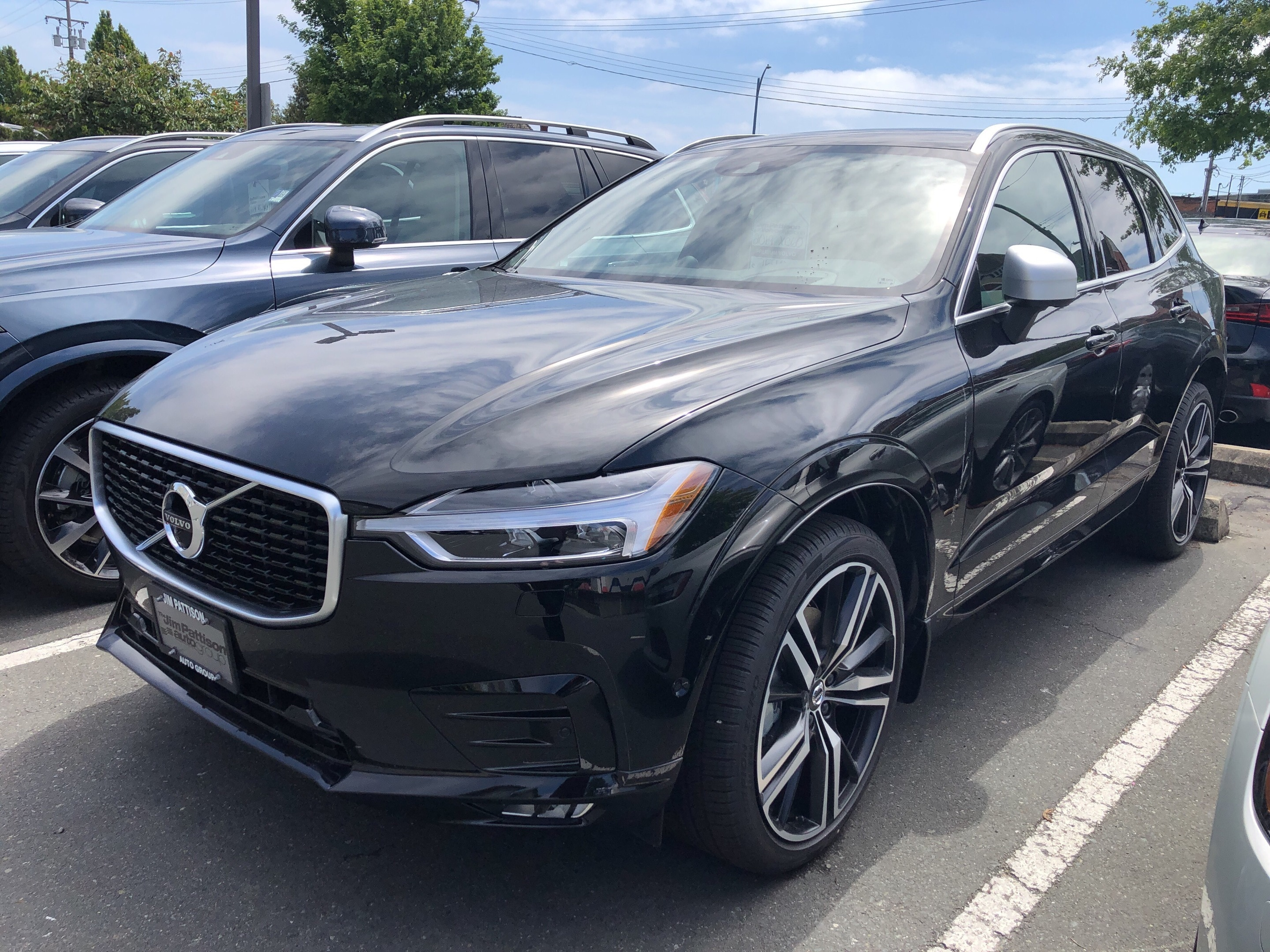 For Sale New 2019 Volvo Xc60 For Sale At Jim Pattison Auto Group