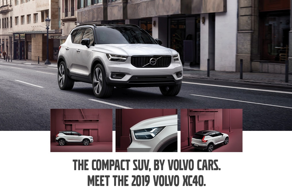 All-New 2019 Volvo XC40