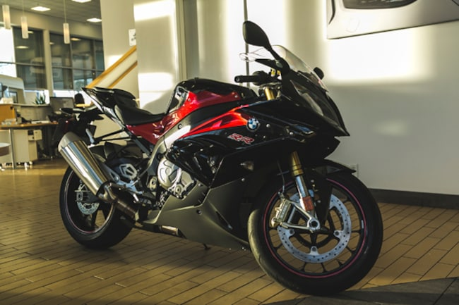 2016 BMW S1000 RR Motorcycle