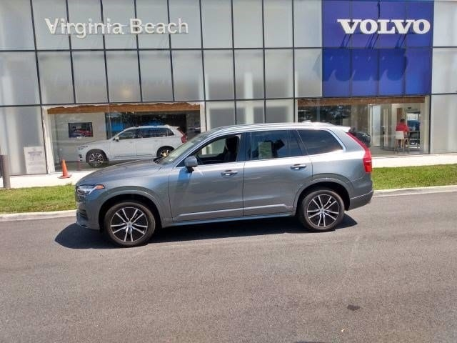 Featured used 2020 Volvo XC90 T5 Momentum SUV YV4102PK3L1573865 for sale in Virginia Beach, VA