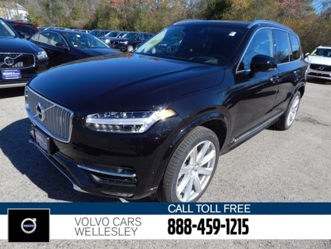 New 2019 Volvo XC90 T6 Inscription SUV in Wellesley, MA