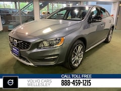 Used 2016 Volvo S60 Cross Country T5 Platinum Sedan for sale in Wellesley, MA
