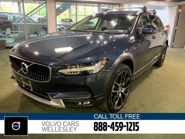 Used 2018 Volvo V90 Cross Country For Sale   Wellesley MA   Near Newton,  MA, Framingham, Sudbury & Natick, MA   VIN:YV4A22NL9J1033374