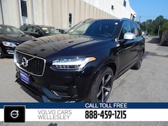 New 2019 Volvo XC90 T6 R-Design SUV V19069 for sale in Wellesley, MA