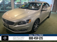 Used 2017 Volvo S60 T5 Inscription AWD Platinum Sedan for sale in Wellesley, MA