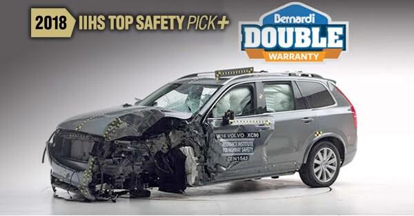 Bernardi Double Warranty Volvo Cars Wellesley