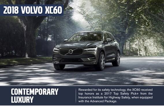 2018 Volvo XC60 Near Wellesley, Natick & Newton MA | Volvo