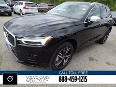New 2018 Volvo XC60 T6 AWD R-Design SUV V18526 for sale in Wellesley, MA