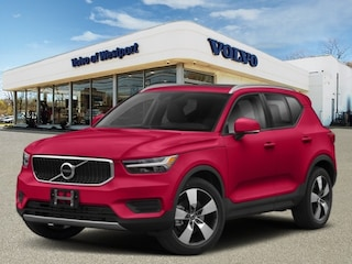 New 2019 Volvo XC40 T5 Momentum SUV for sale in Westport, CT at Volvo Cars Westport