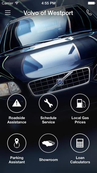volvo mobile apps   volvo of westport   ct volvo dealer