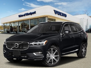 New 2019 Volvo XC60 Hybrid T8 R-Design SUV for sale in Westport, CT at Volvo Cars Westport