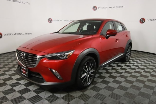 Used 2017 Mazda CX-3 Grand Touring SUV for sale Tinley Park, IL