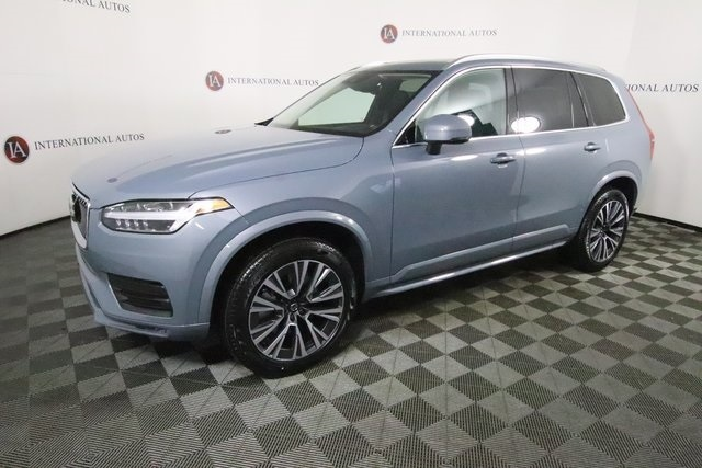 pre-owned 2020 Volvo XC90 T6 AWD Mom T6 Momentum 6 Passenger SUV for sale in Orland Park, near Chicago, IL