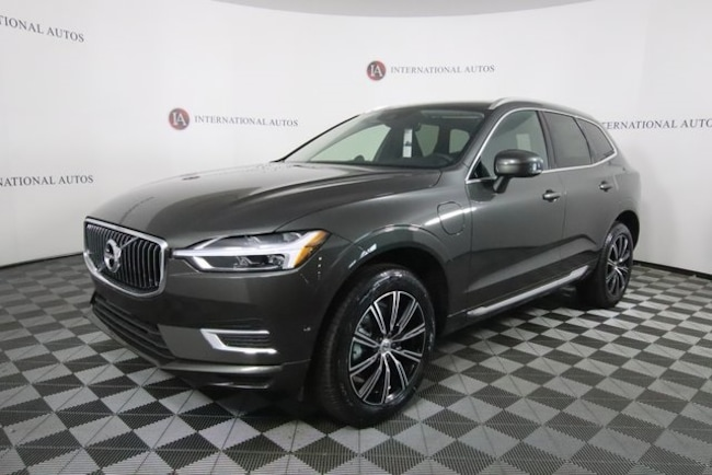 New 2019 Volvo XC60 Hybrid T8 Inscription SUV for sale in Tinley Park, IL