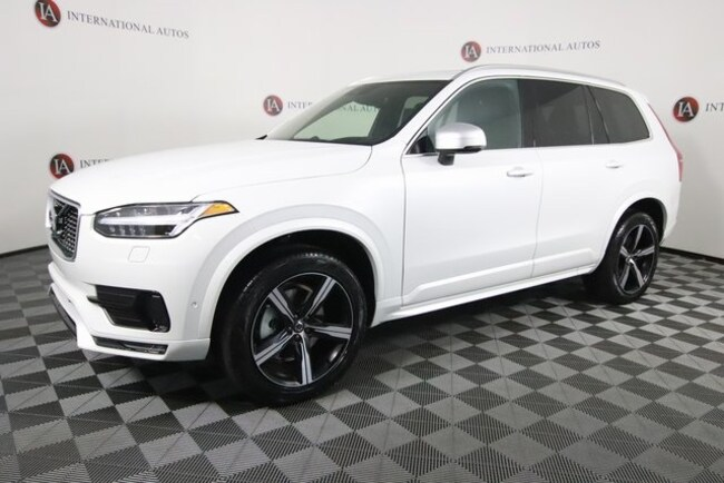 New 2019 Volvo XC90 T6 R-Design SUV for sale in Tinley Park, IL