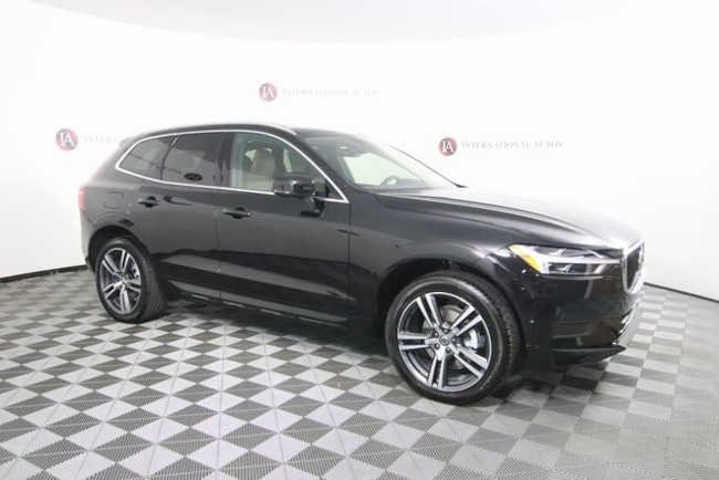 New 2019 Volvo Xc60 Suv T5 Momentum In Tinley Park Il
