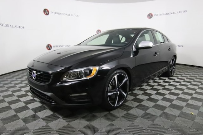 Used 2016 Volvo S60 T5 R-Design Sedan for sale Tinley Park, IL