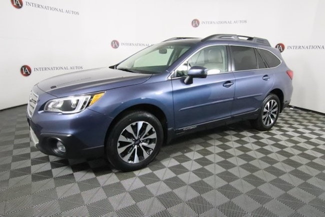 Used 2016 Subaru Outback 2.5i SUV for sale Tinley Park, IL