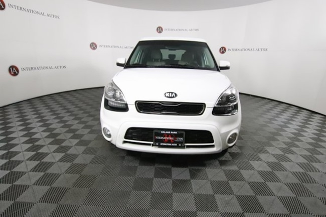 Used 2013 Kia Soul Exclaim Hatchback for sale Tinley Park, IL