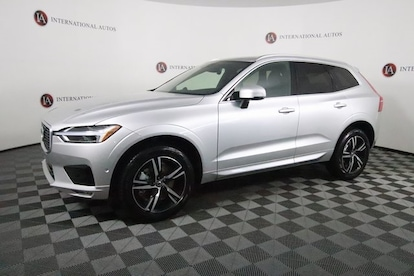 Certified Used 2018 Volvo XC60 Chicago | Volvo Cars Orland