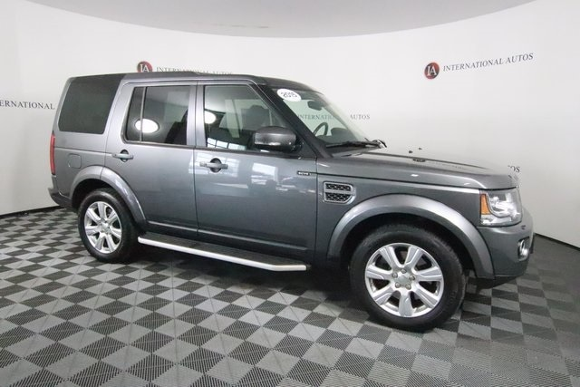 2015 Land Rover LR4 Base HSE SUV