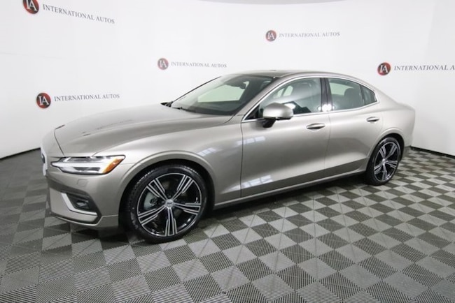 New 2019 Volvo S60 T6 Inscription Sedan for sale in Tinley Park, IL