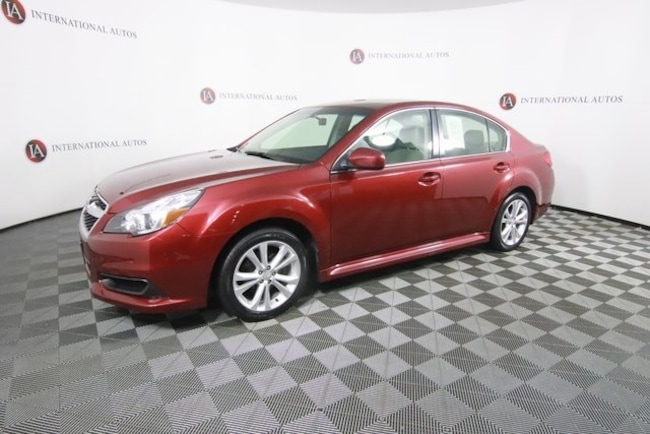 Used 2014 Subaru Legacy 2.5i Sedan for sale Tinley Park, IL