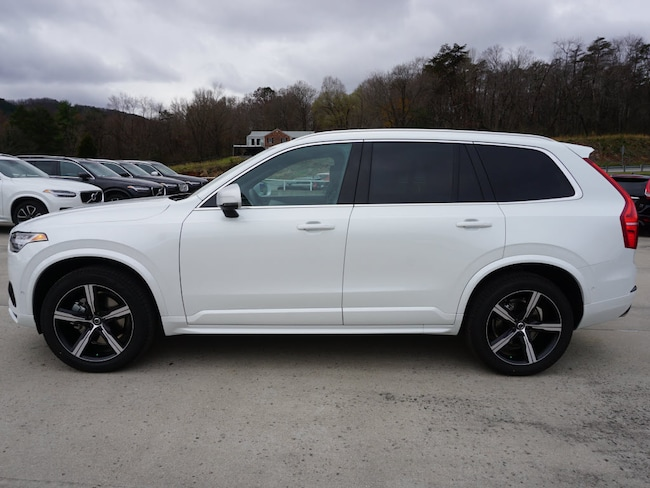Berglund Used Cars >> New 2019 Volvo XC90 T6 R-Design SUV in Virginia | Berglund ...