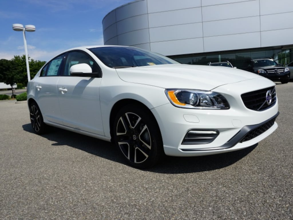 Volvo S60 For Sale >> New 2018 Volvo S60 For Sale At Volvo Cars Of Roanoke Vin
