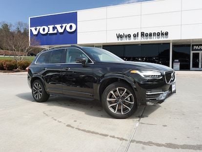 New 2018 Volvo XC90 For Sale at Volvo Cars of Roanoke | VIN:  YV4102PK1J1351872