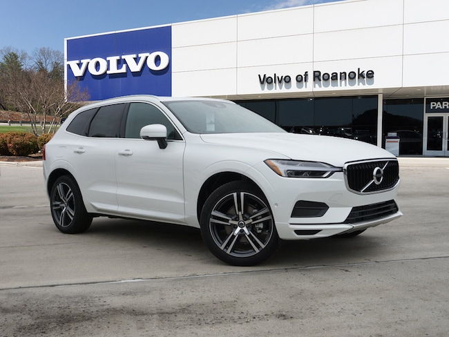 New 2019 Volvo XC60 T5 Momentum SUV Roanoke