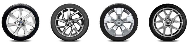 Volvo Winter Wheel Kits