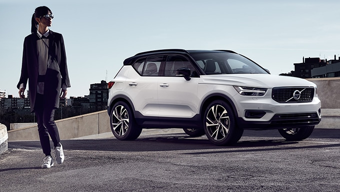 The All New 2019 Volvo Xc40 Volvo Cars Danvers Danvers Ma