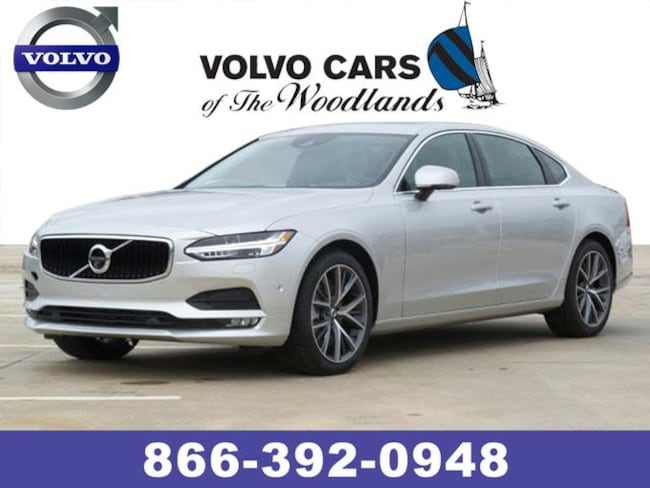2018 Volvo S90 T6 AWD Momentum Sedan for sale at Volvo Cars of The Woodlands, TX