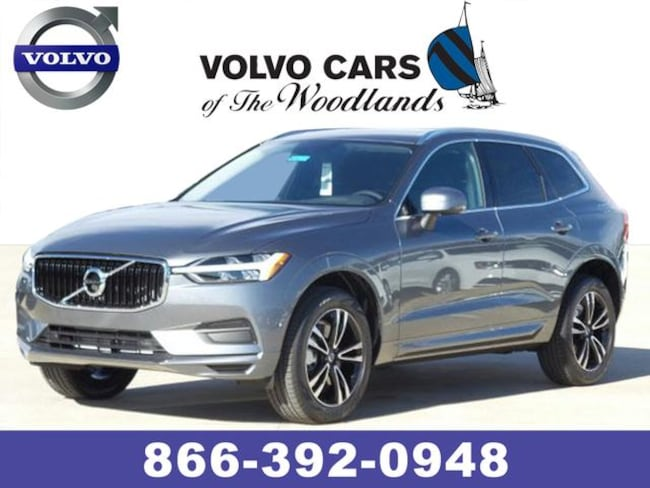 2018 Volvo XC60 T6 AWD Momentum SUV for sale at Volvo Cars of The Woodlands, TX