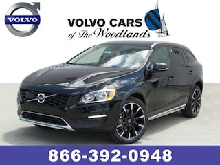 New 2018 Volvo V60 Cross Country T5 AWD Wagon for sale in The Woodlands, TX at Volvo Cars of The Woodlands