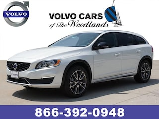 New 2017 Volvo V60 Cross Country T5 AWD Wagon for sale in The Woodlands, TX at Volvo Cars of The Woodlands