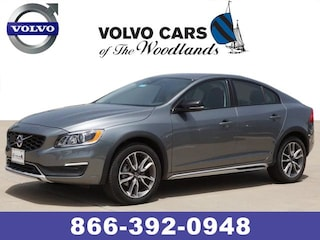 New 2017 Volvo S60 Cross Country T5 AWD Sedan for sale in The Woodlands, TX at Volvo Cars of The Woodlands