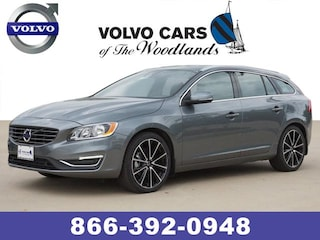 New 2017 Volvo V60 T5 Premier Wagon for sale in The Woodlands, TX at Volvo Cars of The Woodlands