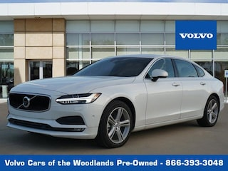 Pre-owned 2018 Volvo S90 4D Sedan FWD T5 Momentum  Sedan for sale in The Woodlands, TX