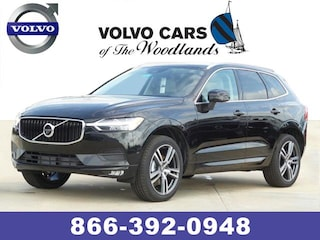 New 2018 Volvo XC60 T5 AWD Momentum SUV for sale in The Woodlands, TX at Volvo Cars of The Woodlands