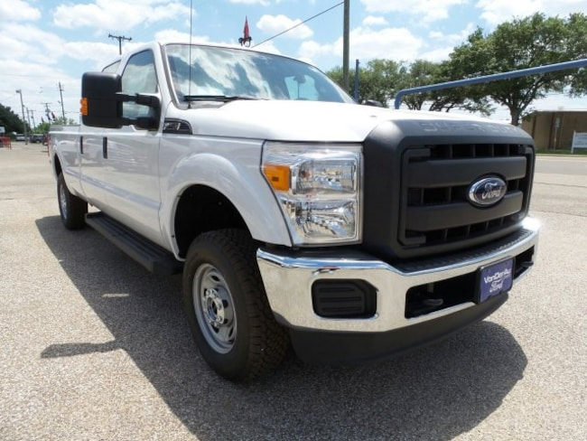 New 2015 Ford F-250 XL Truck 1FT7W2B63FEA68721 in El Campo